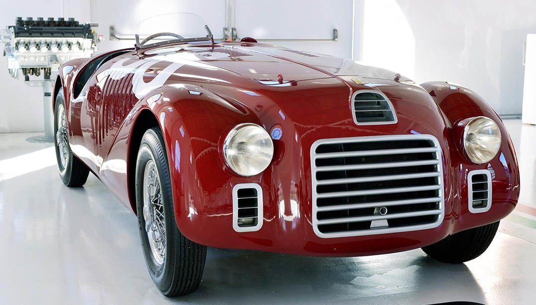 Icônica, Ferrari completa 70 anos