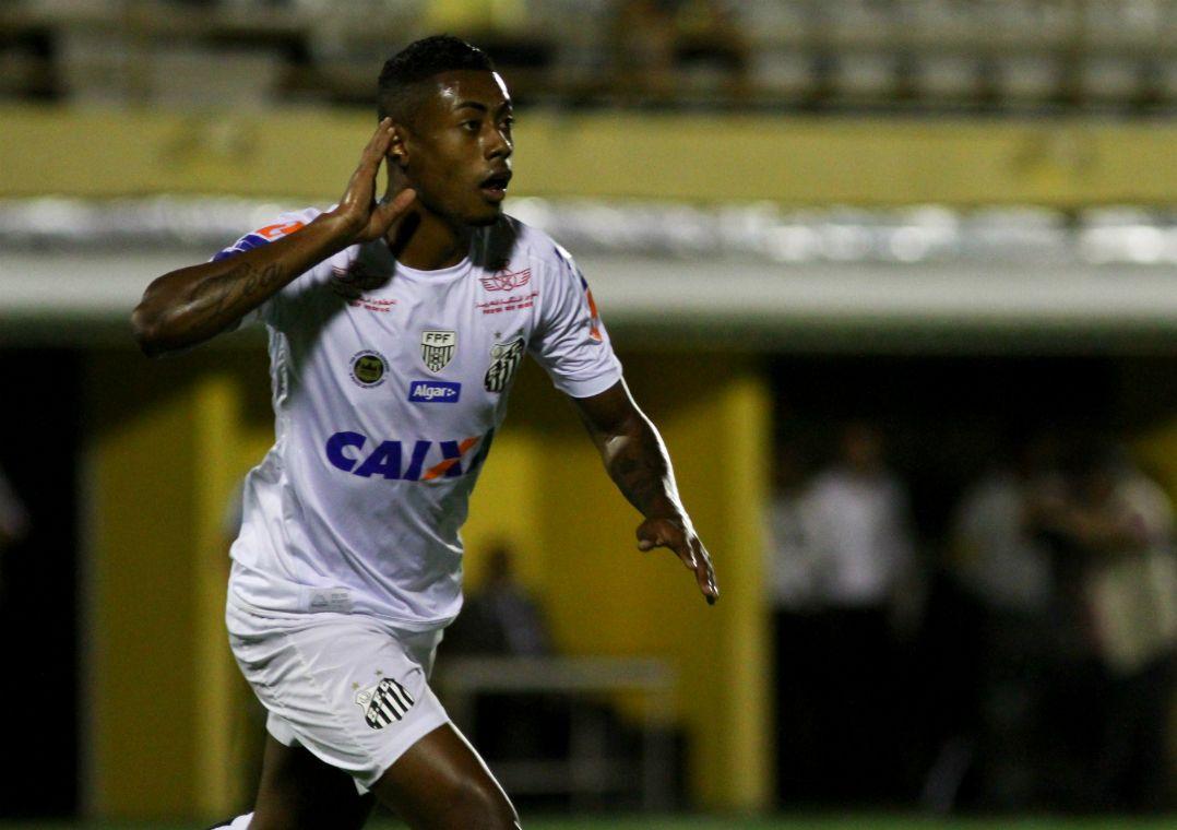 a43ba5f087 Bruno Henrique é um dos jogadores que chegou nesta temporada (Foto  Ricardo  Moreira Fotoarena Estadão Conteúdo)
