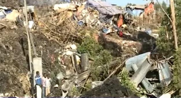 Deslizamento em depósito de lixo mata mais de 40 pessoas na Etiópia