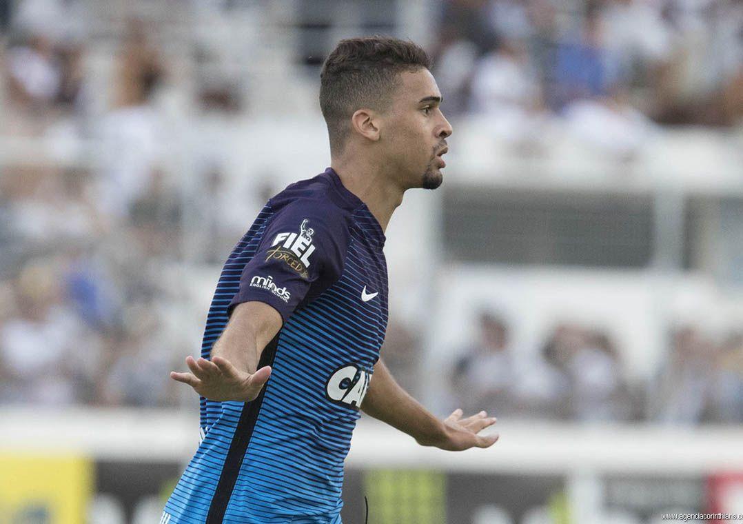 Léo Santos revela que já foi dispensado do Corinthians - Band.com.br 234f092cf5656