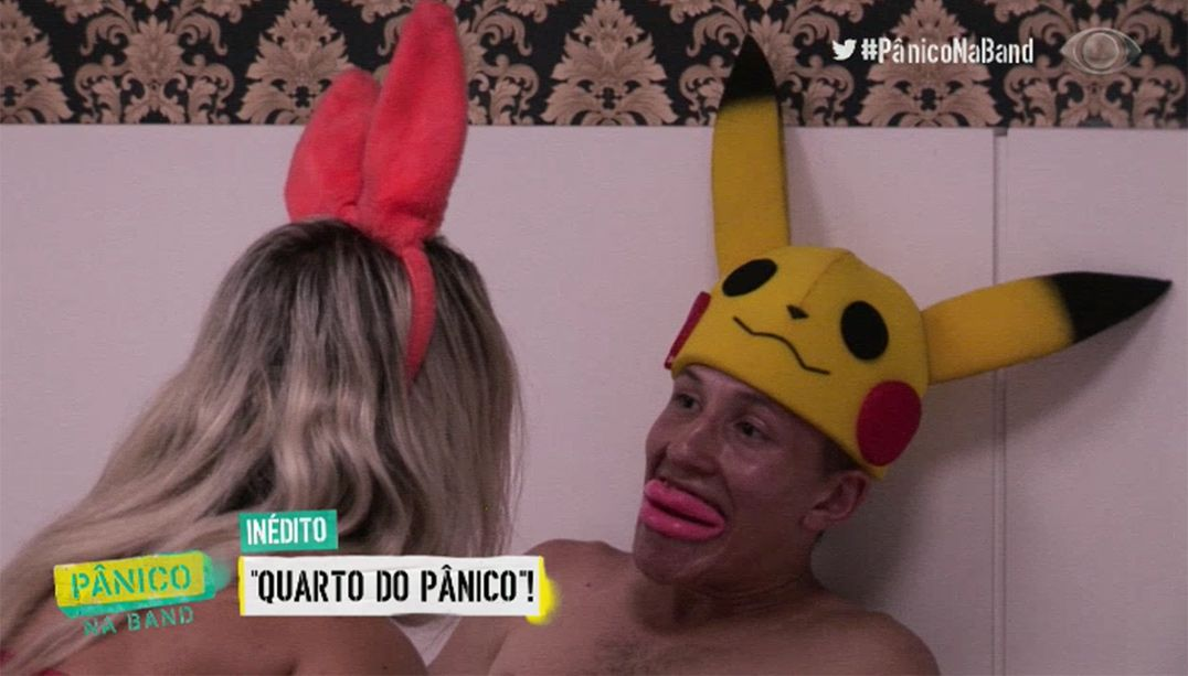Temos que tocar o terror, brinca Carioca sobre quadro