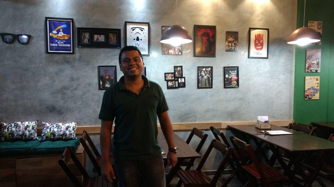 Com cardápio criado por Jacquin, restaurante reduz gastos