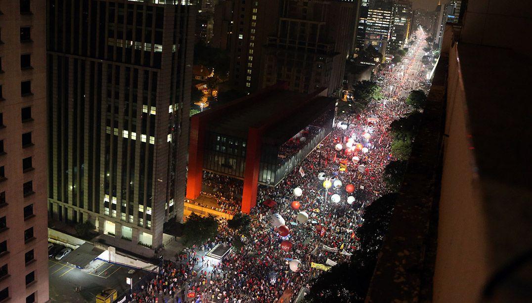 Reforma da Previdência: protestos levam milhares às ruas
