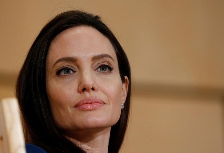 Jolie participa de evento da ONU em Genebra / Denis Balibouse/Reuters