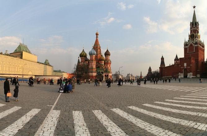 Por que é impossível invadir o Kremlin?