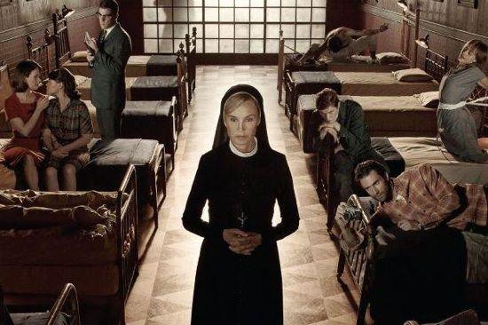 Jessica Lange interpreta a Irmã Jude / Divulgação