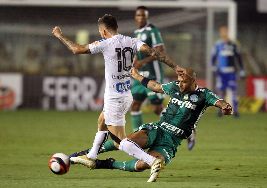 Felipe Melo disse que o verdadeiro caldeirão é no Allianz Parque (Foto   Werther Santana Estadão Conteúdo) 3b421d05d8a01