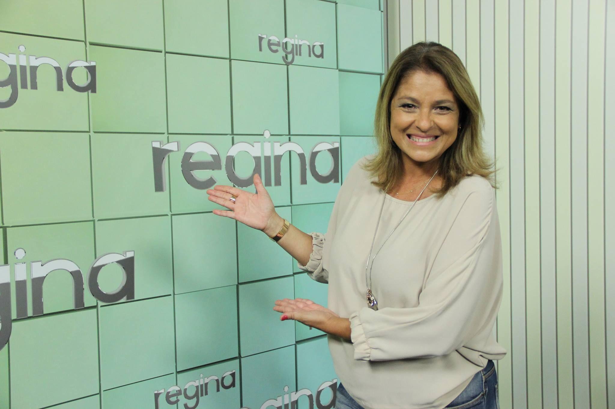 Estreia hoje o programa semanal da Regina / Gabriela Quadros/Band RS