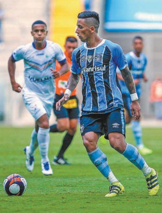 Grêmio empata com Veranópolis na Arena