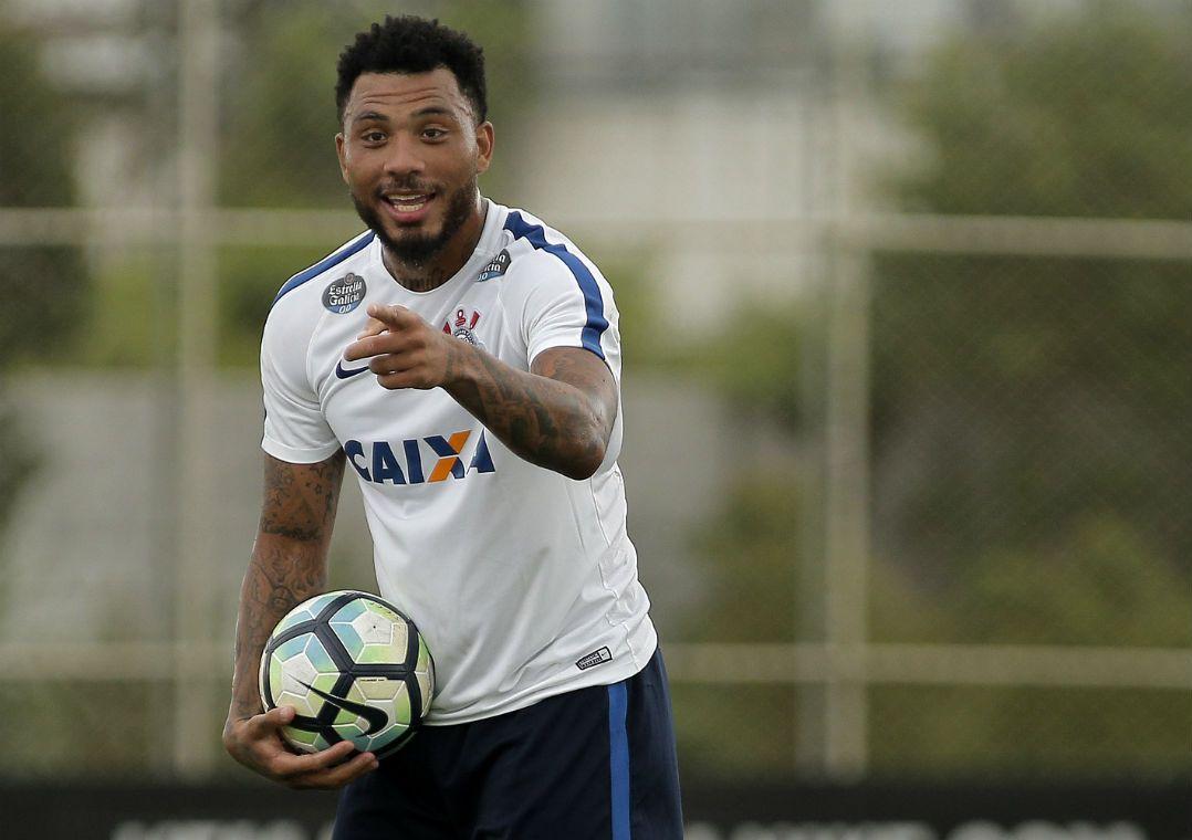 Kazim chegou ao Corinthians no início da temporada / Daniel Vorley/AGIF/Estadão Conteúdo