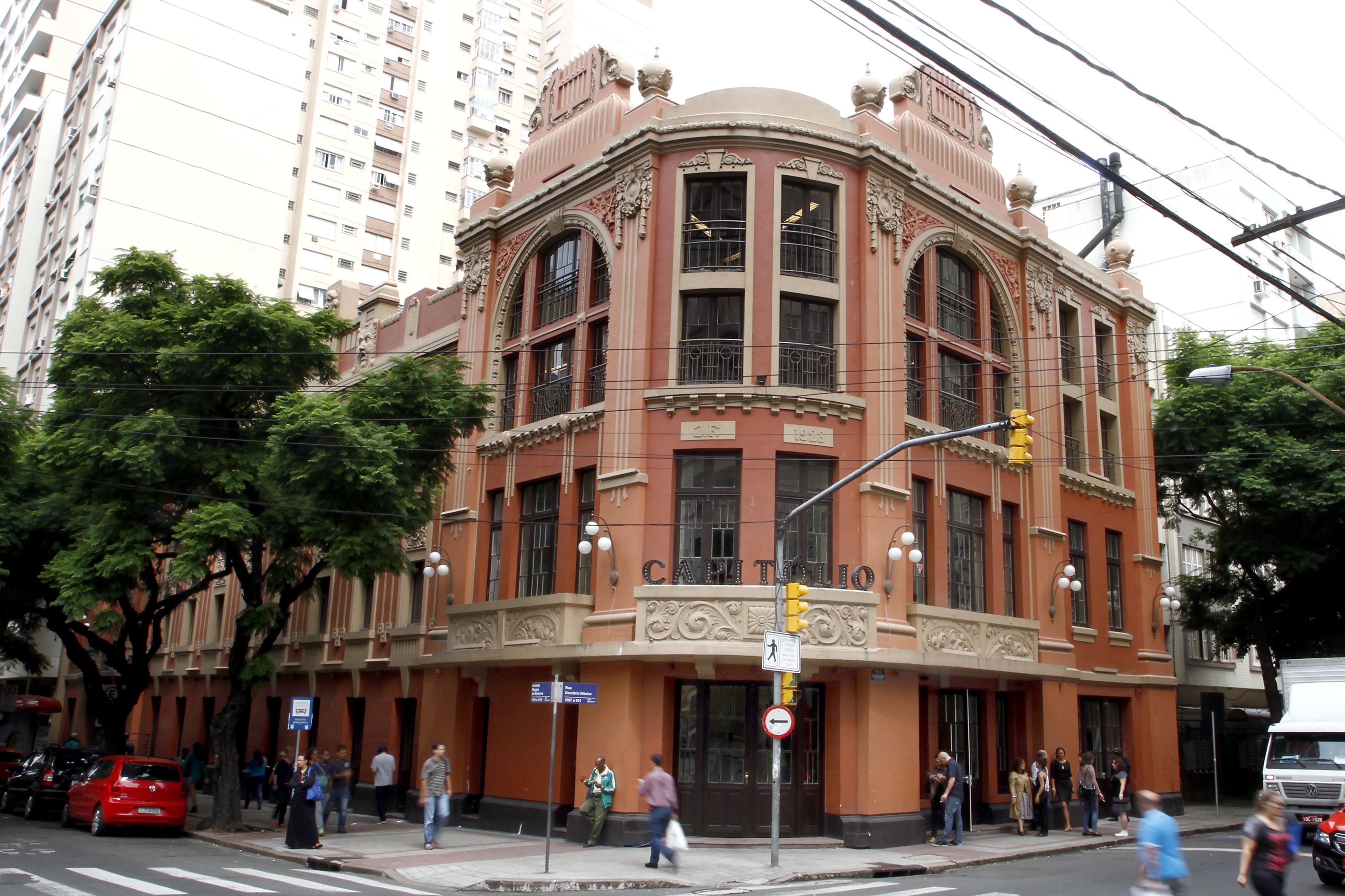 O evento ocorrerá na Cinemateca Capitólio / Ivo Gonçalves/PMPA
