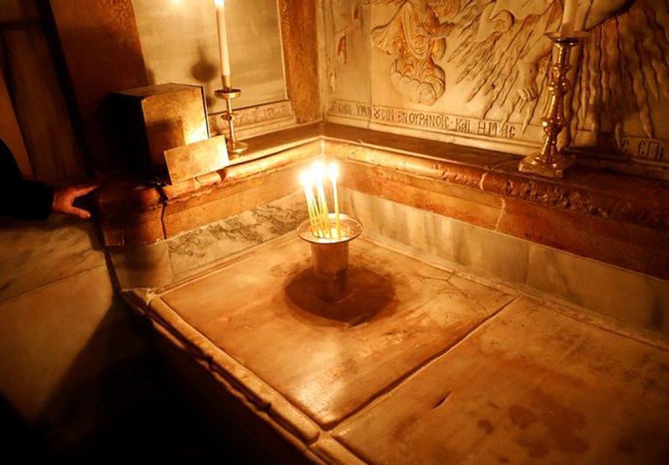 Restauração de tumba de Jesus em Jerusalém é concluída