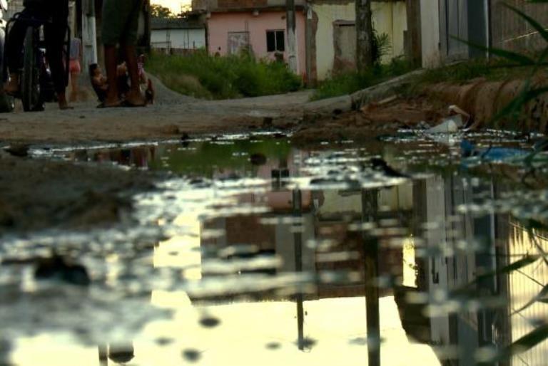 Estudo mostra que 40% das crianças no Brasil vivem na pobreza