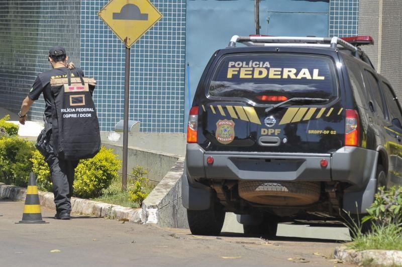 PF realiza operação Pobra de combate ao tráfico