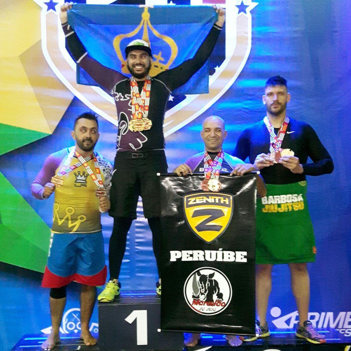 Atleta de Ilhabela conquista ouro em Campeonato de Jiu Jitsu