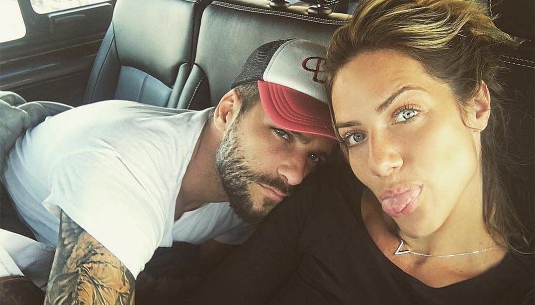 Giovanna Ewbank posta clique sensual com Bruno Gagliasso; veja