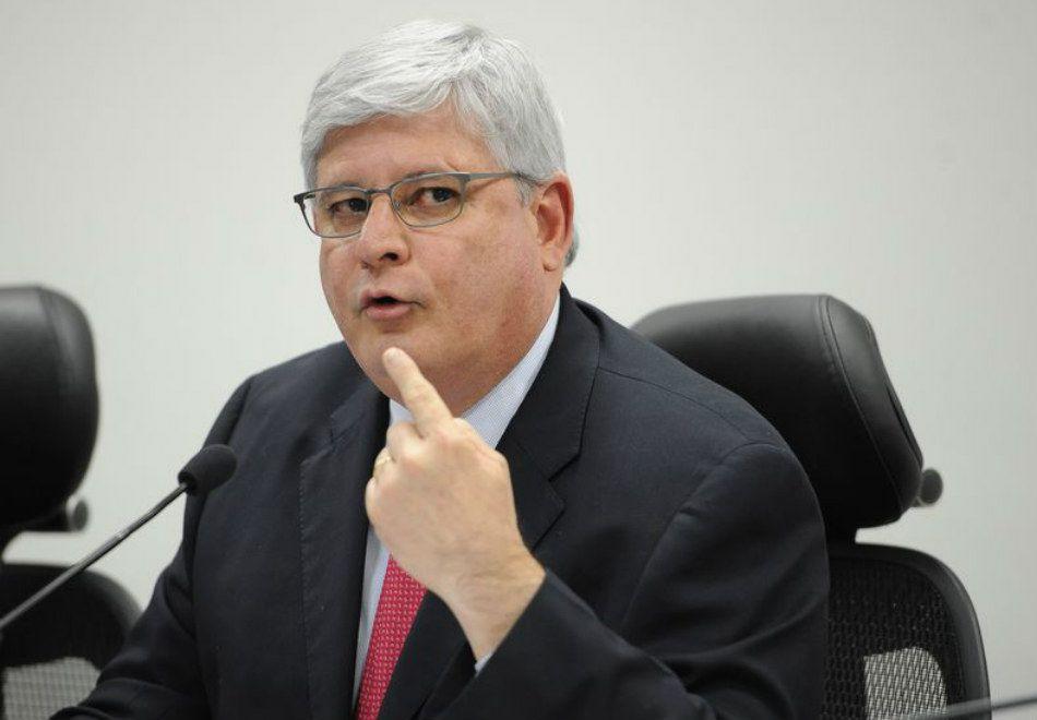 Janot rebate crítica de Gilmar sobre vazamentos de informações