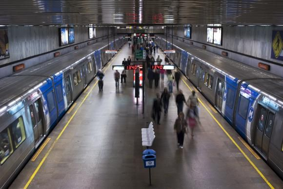 Metrô terá esquema especial para clássico carioca