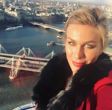 Ludmila Dayer acalma fãs após atentado em Londres: Estamos bem