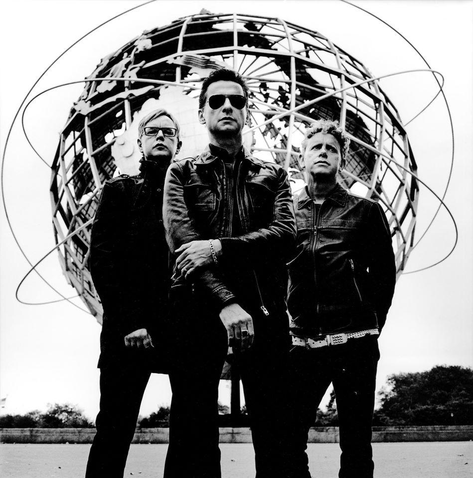 Depeche Mode volta ao Brasil após 23 anos