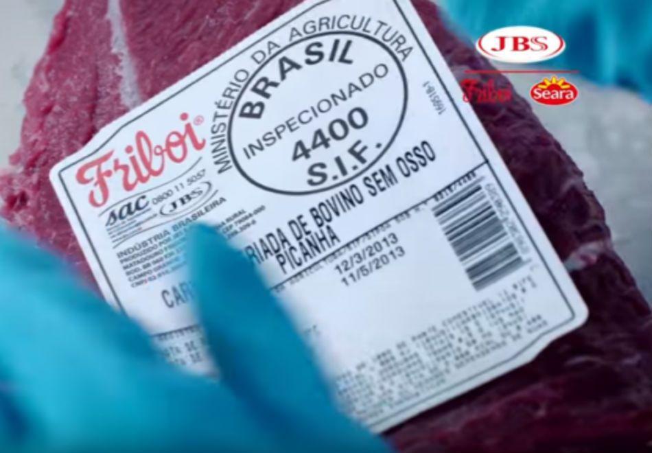 JBS fala sobre carne com data de validade vencida em vídeo
