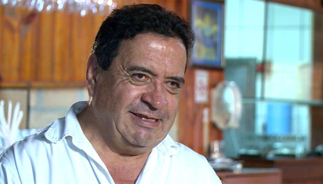 Argentino assume que trabalhava bêbado: Fui saco de pancadas
