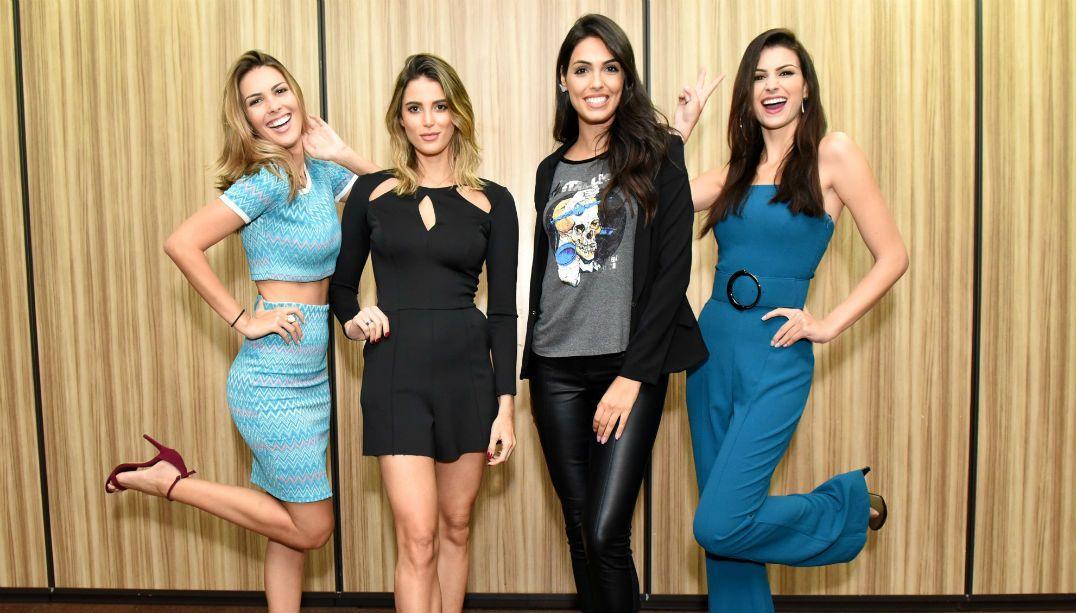 Misses veteranas farão participação no Miss São Paulo 2017