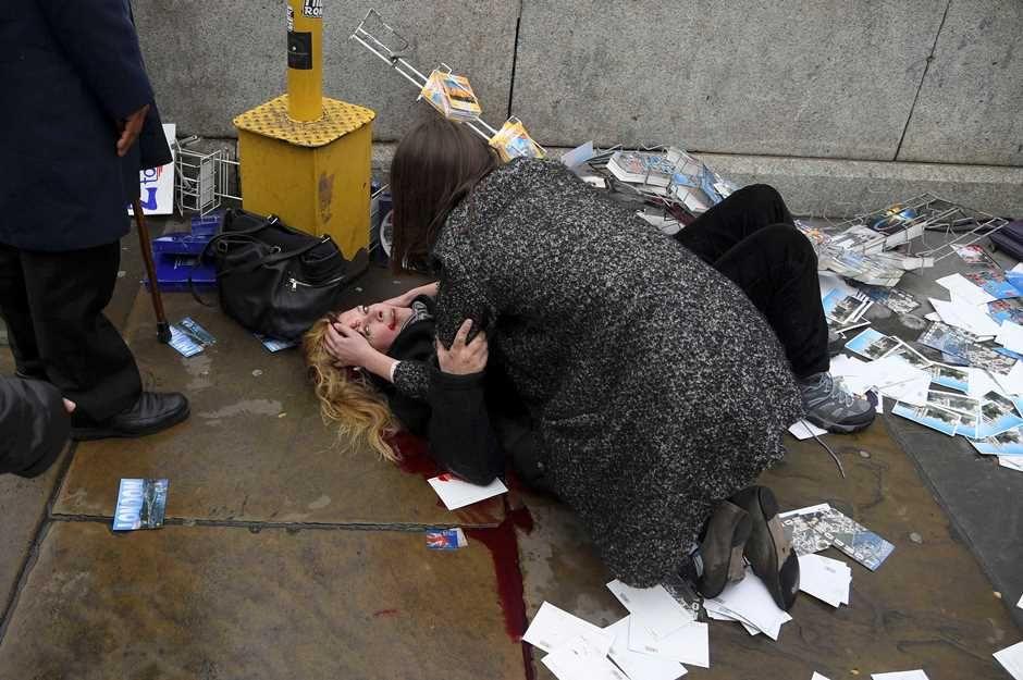 Polícia britânica faz 8 detenções relacionadas ao ataque em Londres