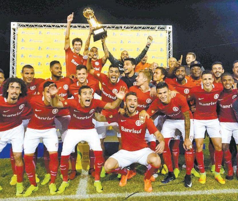 Inter é campeão da Recopa Gaúcha