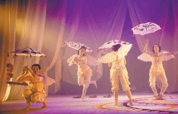 Ballet em homenagem a Quintana e a Porto Alegre
