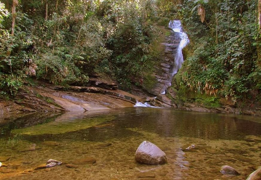 Cachoeira do Ipiranguinha /  Israel Ubatuba