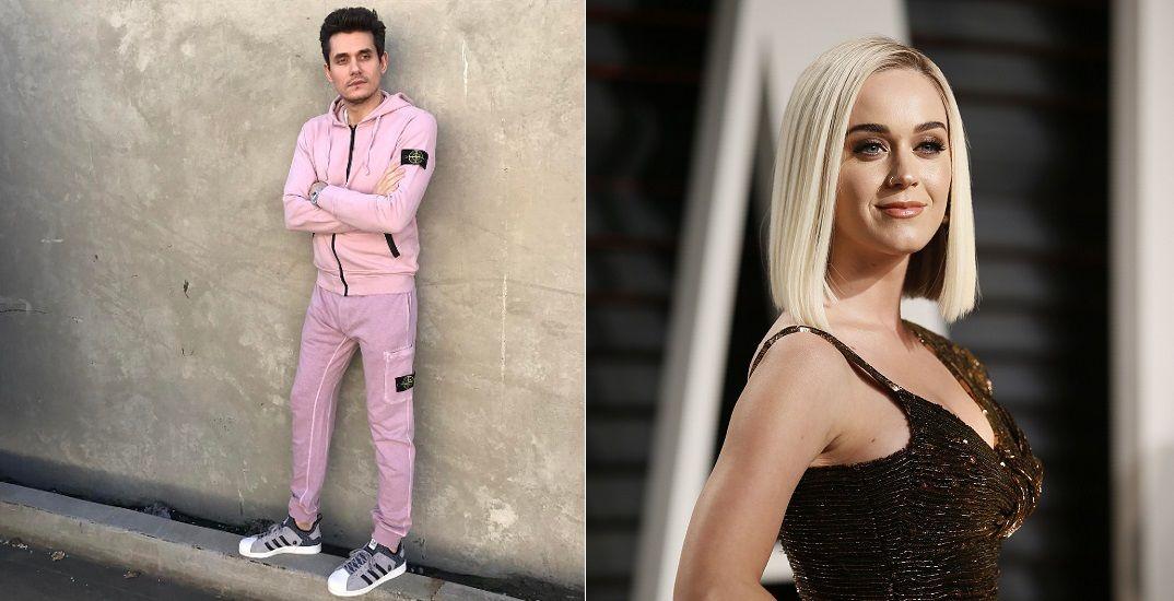 John Mayer admite ter feito música para Katy Perry