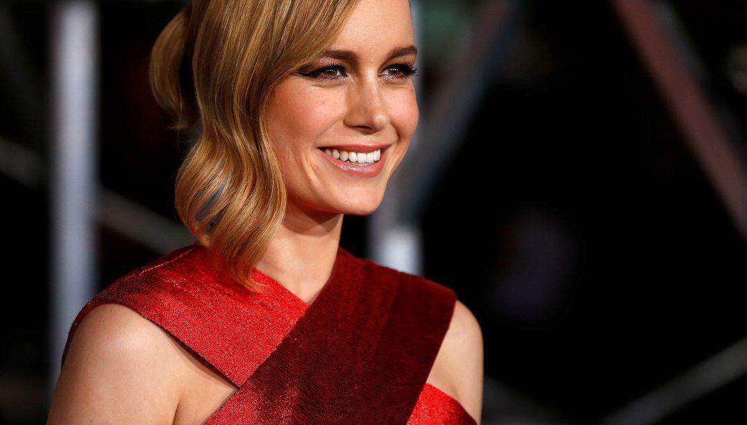 Brie Larson vai viver primeira candidata à presidência dos EUA