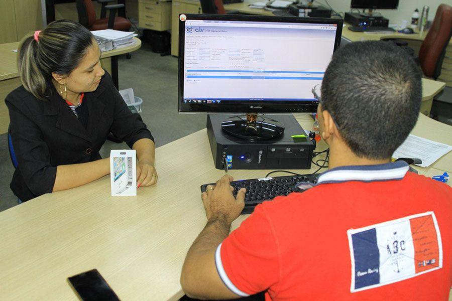 SSP registra 600 solicitações de bloqueios de celulares após 40 dias