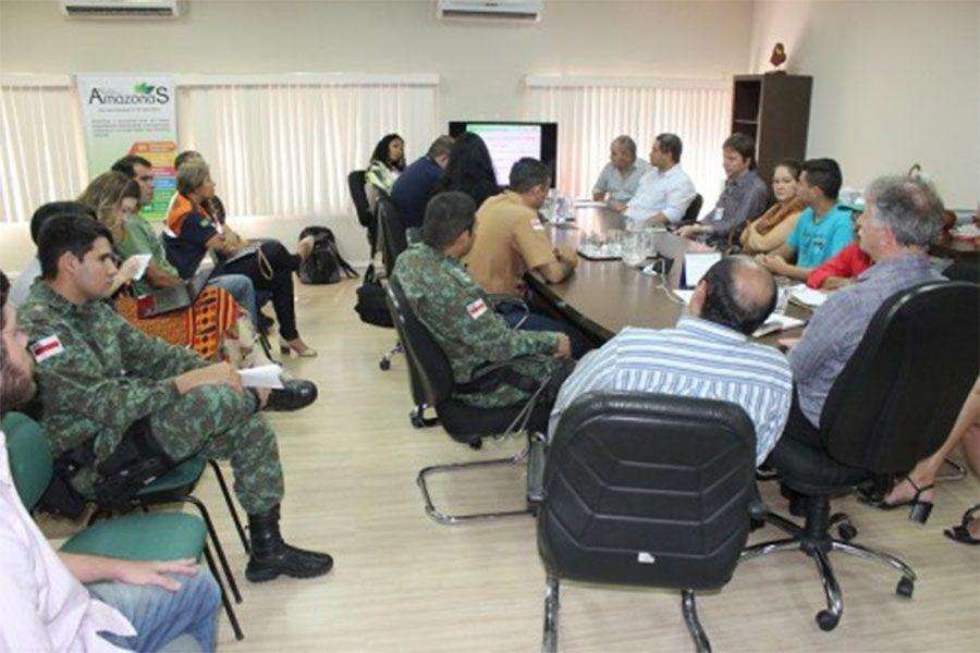 Grupo define ações em cinco frentes para combater queimadas no AM