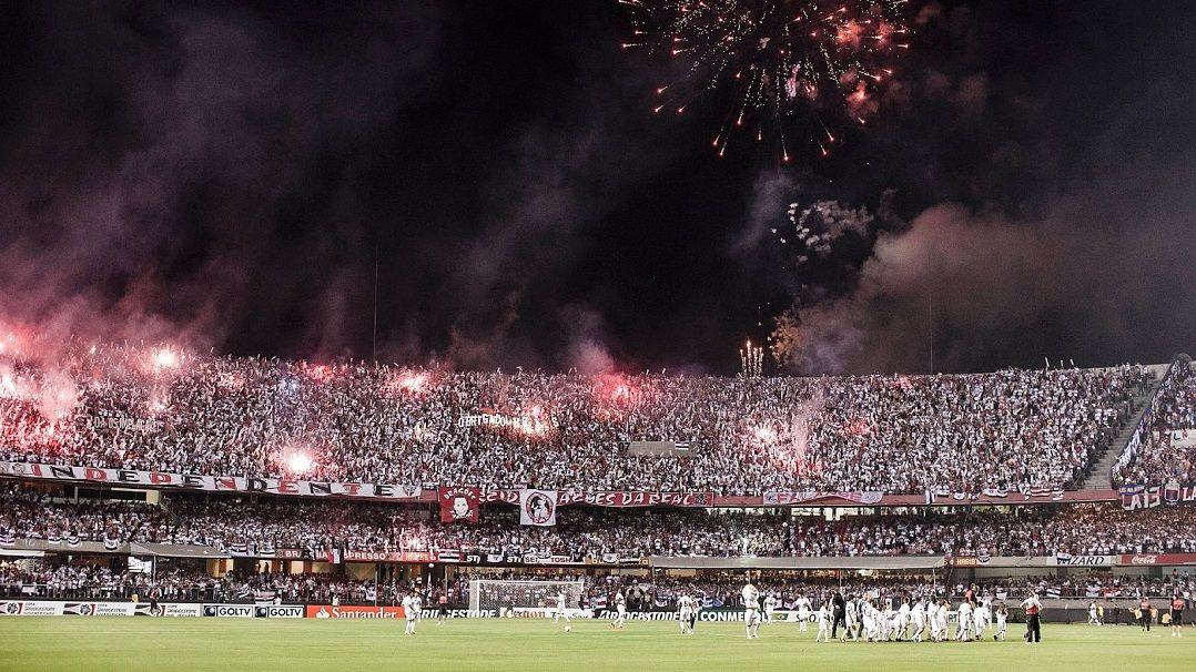 Reunião pode definir a volta das bandeiras aos estádios de São Paulo
