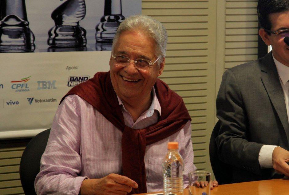 FHC foi presidente entre 1995 e 2002 / Vinicius Doti/Fundação FHC