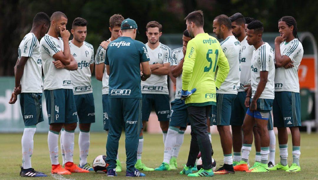 Palmeiras joga para garantir classificação e melhor campanha - Band ... b73e3ca32db5d