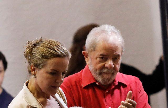 Sem Lula, Gleisi é cogitada para presidir PT