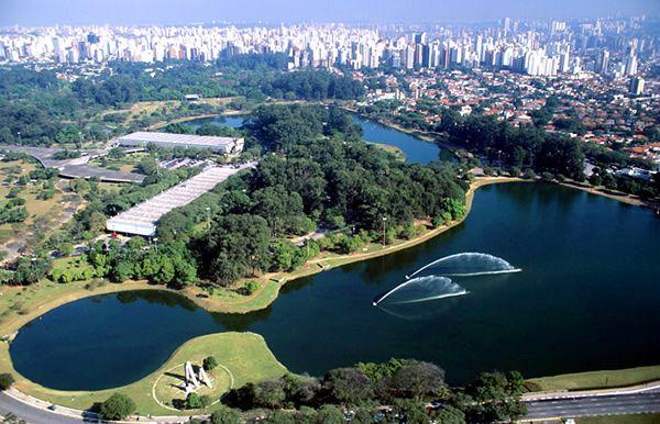 Parque do Ibirapuera é um dos mais famosos da capital / Reprodução/Parquedoibirapuera.com