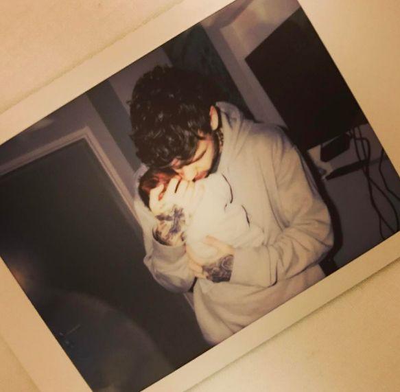 Liam Payne anuncia o nascimento do 1º filho