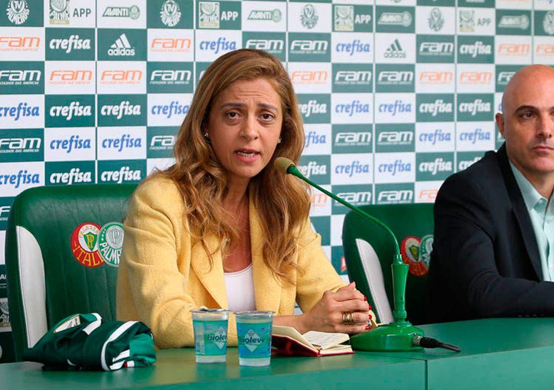 Oposição no Palmeiras detona aprovação de emenda Leila