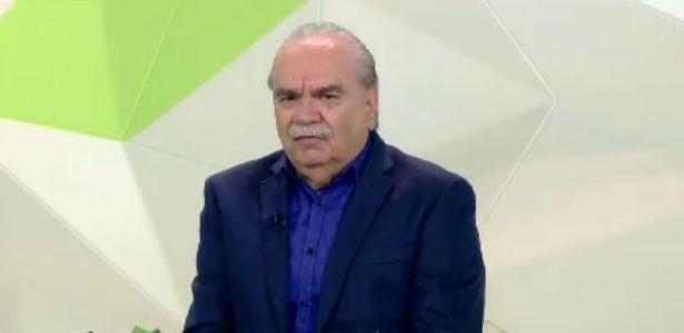 Paulo Roberto Martins é o famoso Morsa! / Divulgação