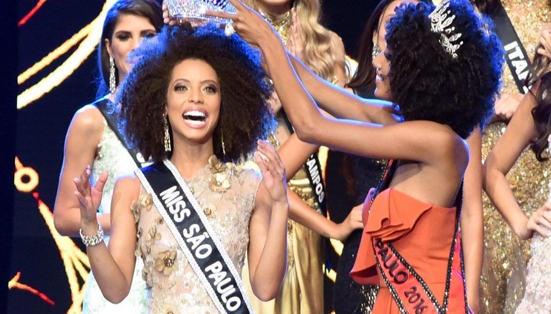 A ficha está caindo aos poucos, diz a Miss São Paulo BE Emotion 2017