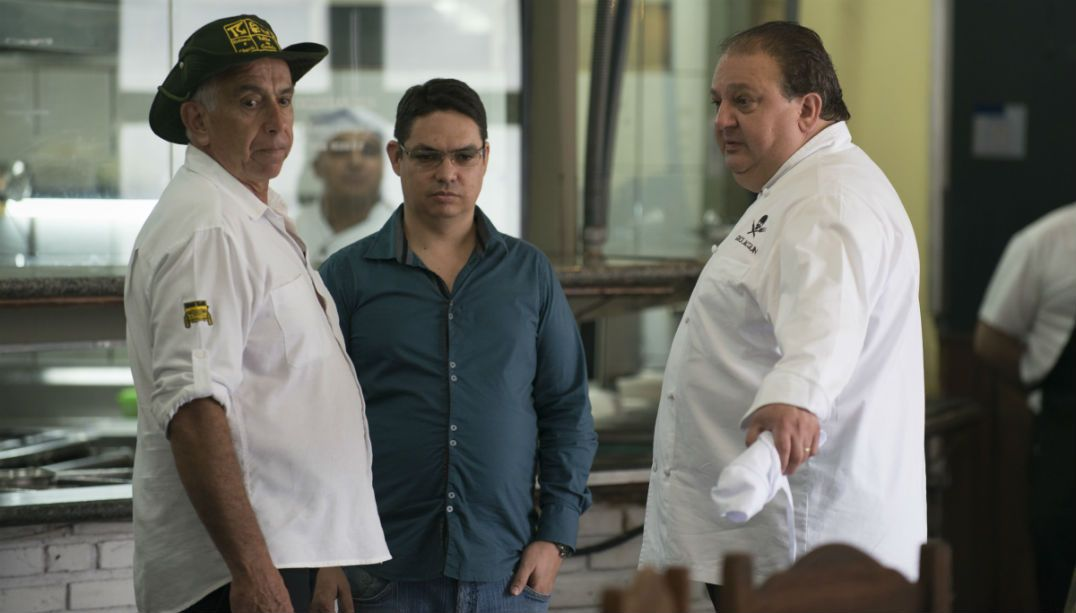 Jacquin salva churrascaria no último episódio do Pesadelo na Cozinha