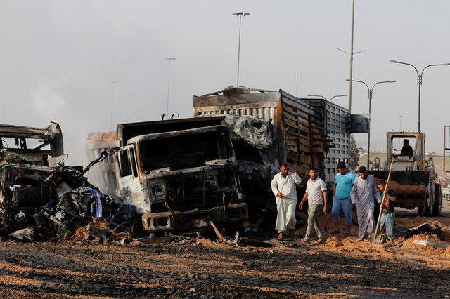 Atentado deixa 15 mortos e 30 feridos no Iraque