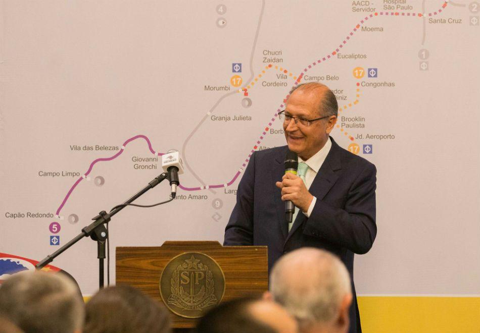 SP: Governo lança edital de concessão da Linha 5-Lilás