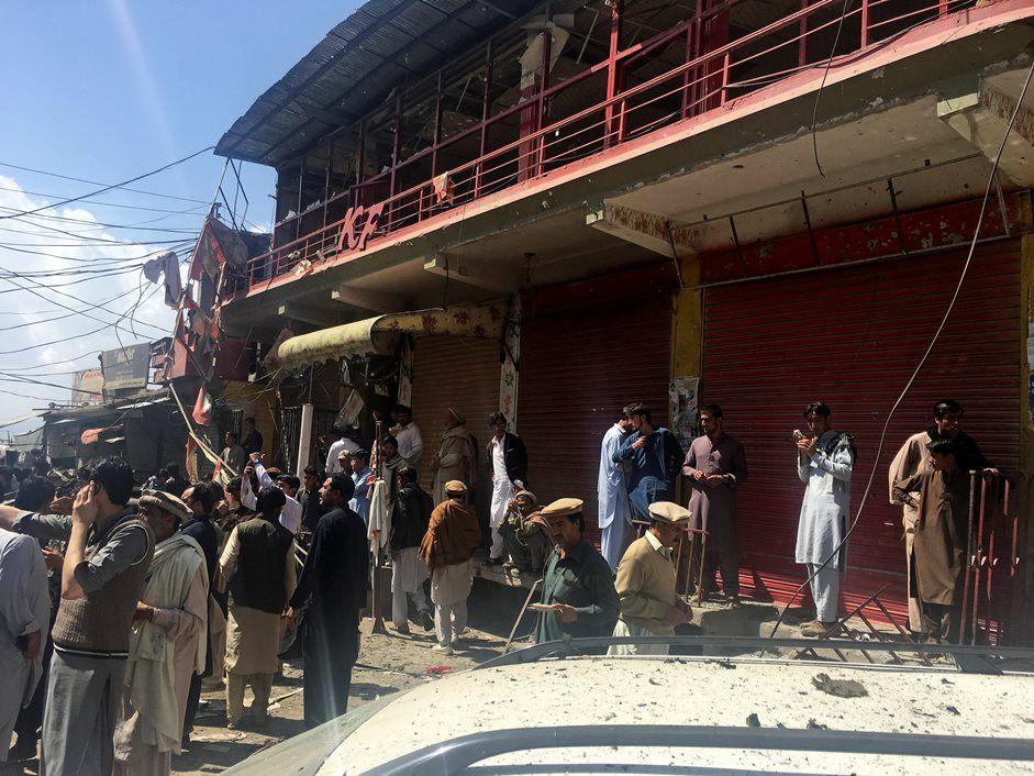 Paquistão: bomba perto de mesquita mata ao menos 22 pessoas