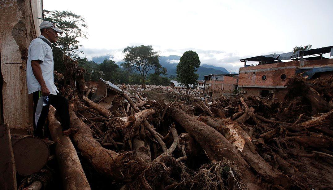 Colômbia: mortos em tragédia passam de 250