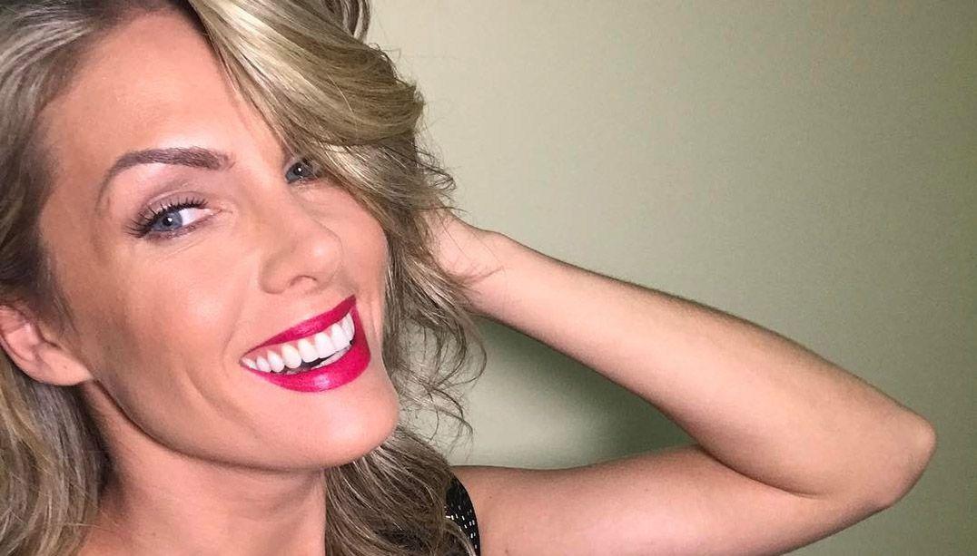 Ana Hickmann se emociona ao falar sobre denúncia contra cunhado